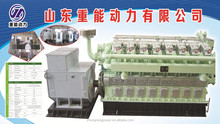 biomass electrical Generator set for sale