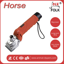 2800RPM blade cutting speed professional horse grooming clippers
