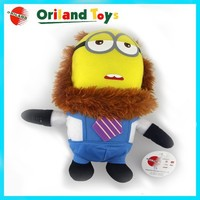 animal plush stuffer Despicable Me minion toys