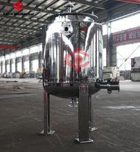 SS304 mixing tank (thermal oil coiling heating and cooling)