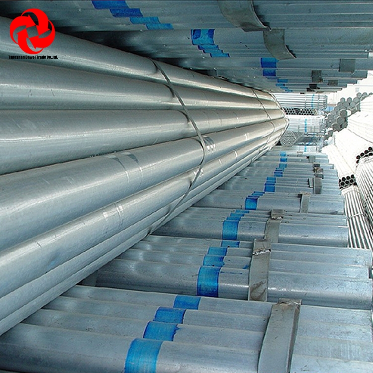 China Wholesale round carbon q195 q235 erw welded steel tube/pipe for distributors