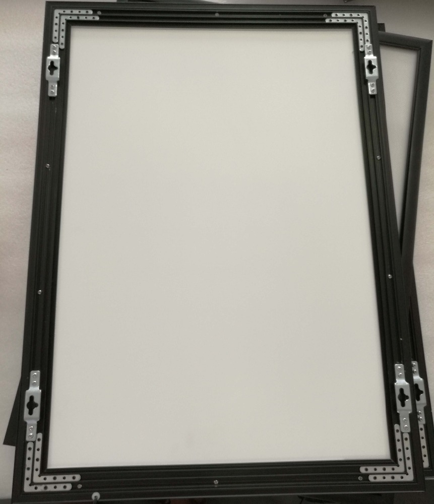Aluminum profile led snap poster frame large cinema <strong>light</strong> <strong>box</strong> for advertising display