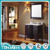 Modern Design pvc bathroom vanity cabinets modern sets