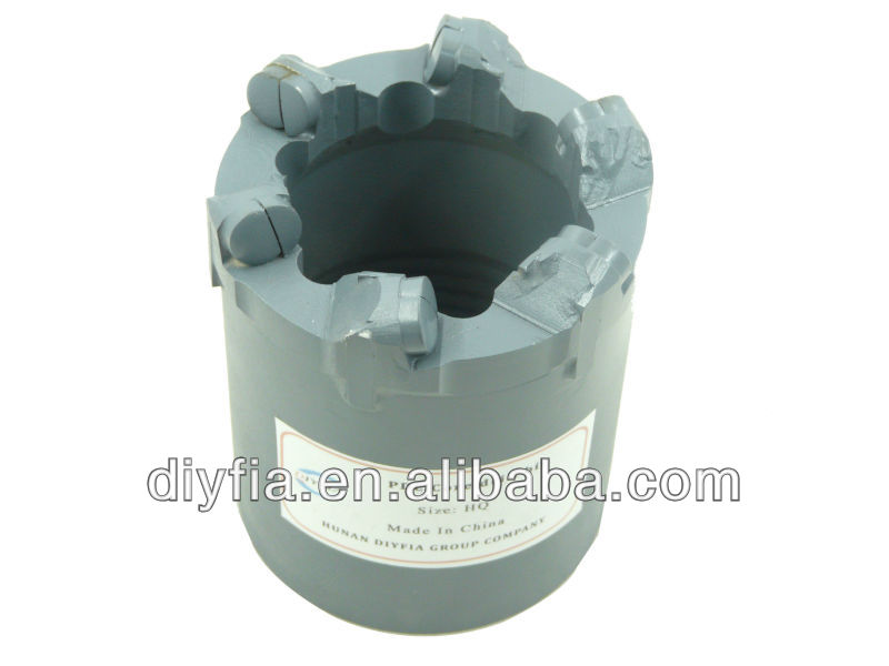 pdc Core Water Well Diamond Pdc Drill Bit