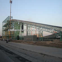 Sludge belt conveyor(factory)
