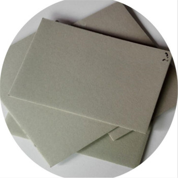 Gray board paper laminated grey chipboard