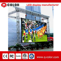 Outdoor advertising HD P16 moving led display circuit from Shenzhen