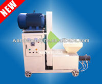 Factory price and CE certificate ! hydraulic sawdust briquette press machine