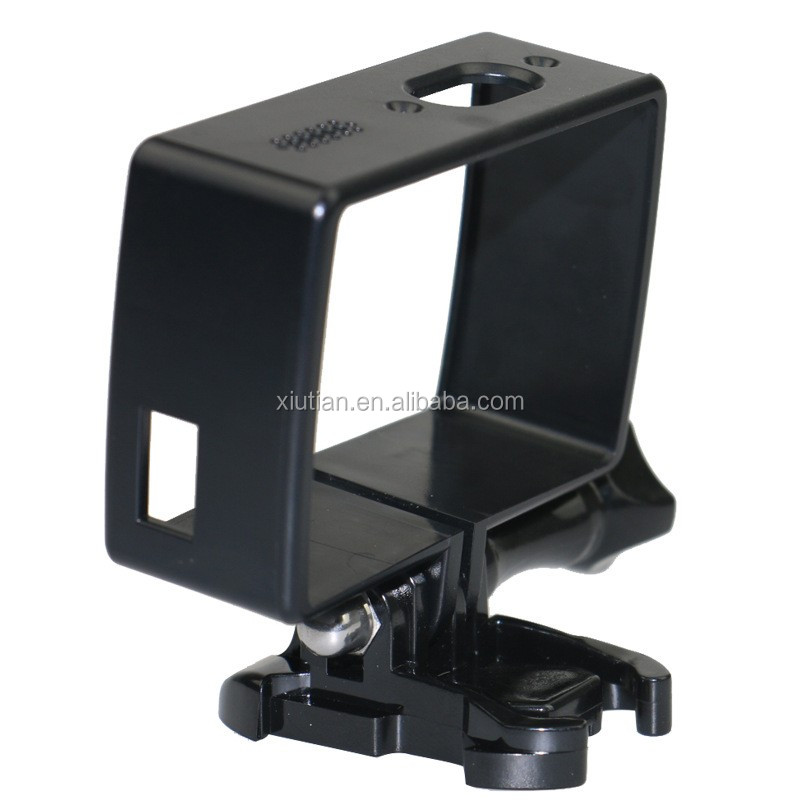 Standard Frame Housing + Mount Base + Screw Protective Case For Xiaomi YI 2 4K Camera