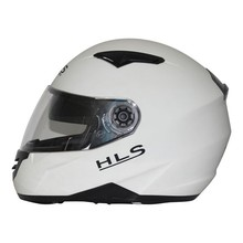 Adults full face helmet with double visor--ECE/DOT Approved