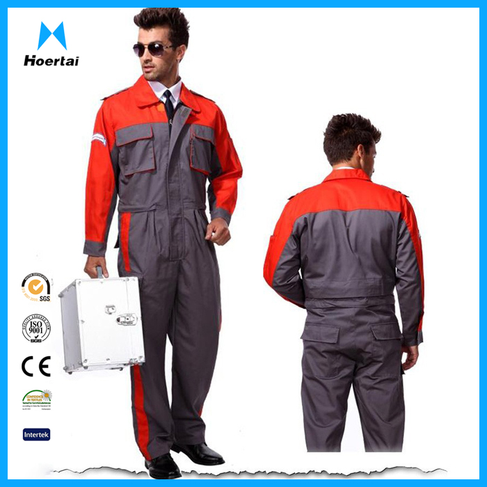 Customize Fashionable Worker Clothing Factory Uniforms Big Size Coveralls for Men