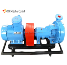 Drilling mud centrifugal sand pump