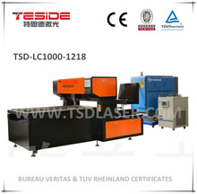 TSD-LC1000-1218 1000W High Power Die Board Laser Cutting Machine