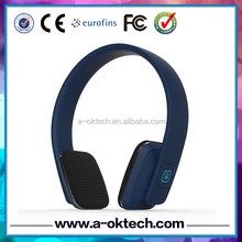 BOAS Wireless Bluetooth Headphone Bluetooth CSR V4.1 stereo headset with retractable headband