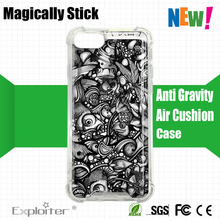 New arrivals ultra thin 0.6mm clear soft tpu phone case for iphone 7 Shenzhen hot selling case