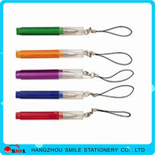 Promotion mini hang ball pen mobile phone hang pen with logo