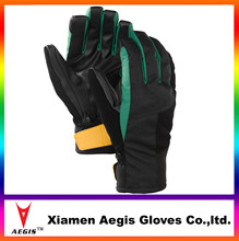New arrival fancy hot sale archery leather gloves