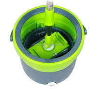 2014 new single bucket magic spin floor window car mop