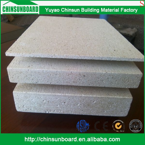 Modern Eco-Friendly Waterproof Fireproof High Density waterproof board