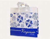 Wholesale Image Printed Euro Toto Boutique OEM Plastic Shopping Carrier Bag