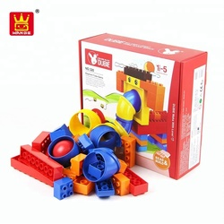 modular blocks construction toy set for building