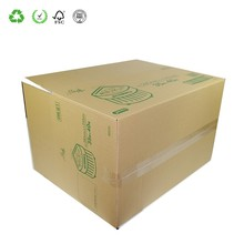 Wholesalers Eco-Friendly Customized Corrugated Cardboard Boxes
