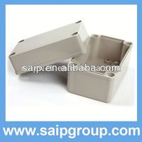 Newest high quality IP66 plastic electrical box cover,plastic waterproof boxes with various size