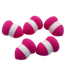 Fashion Beauty Ultimate Reusable Makeup Sponge Applicator with Dual Color