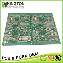 Household Electric Appliances Double-Sided Immersion Gold Pcb With 1.6Mm Thickness