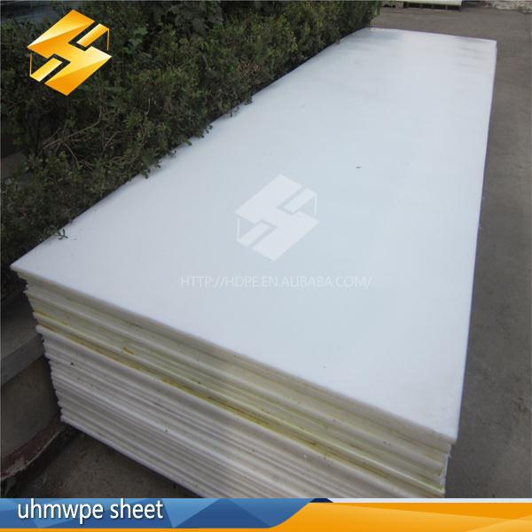 thin rigid plastic sheet/curved plastic sheets/uhmwpe wearproof sheet China supplier