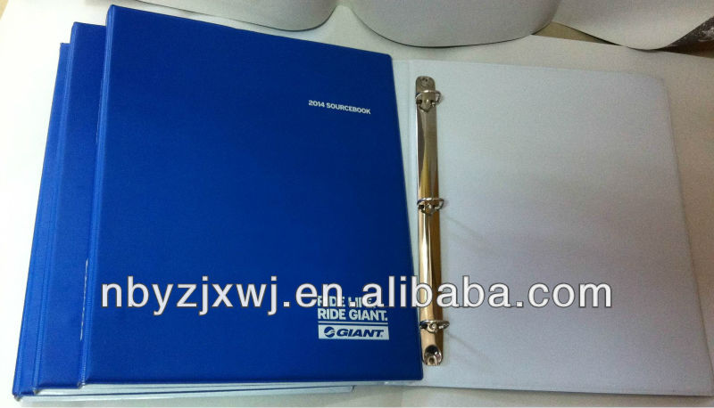 Customized binder