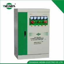 New Products Competitive Price Factory Direct Sale 120Kva Non-Contact Voltage Stabilizer