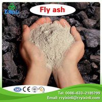 Coal fly ash class F prices from China