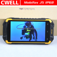 MFOX J5 MTK6589T Quad Core 5.5 Inch Corning Gorilla Glass Touch Screen 1GB/16GB Cheap Touch Phone