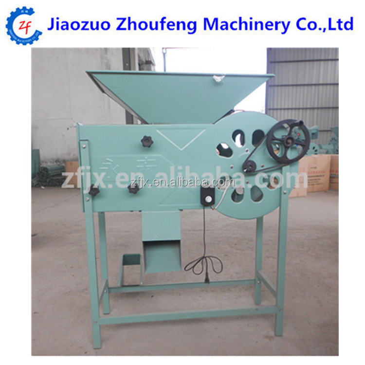electric/manual grains and seeds cleaning machine corn sorting winnowing machine grain winnower (linda@jzhoufeng.com)