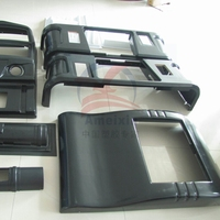 Produce Black Thermoforming HIPS Plastic Part