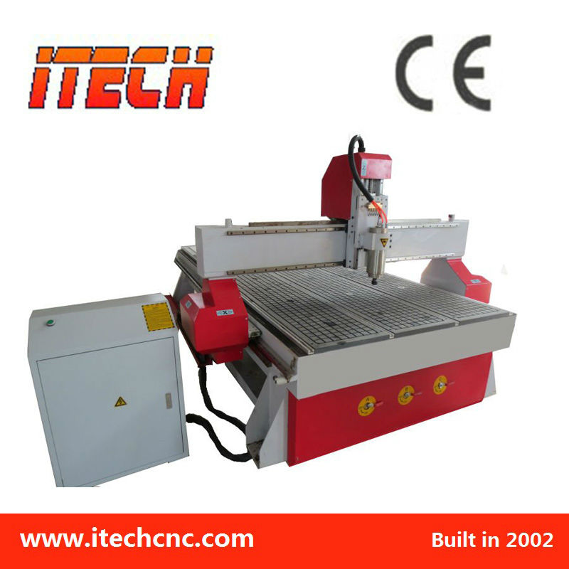 2013 Low-price and Preferential cnc wood engraving machine router ITM1325