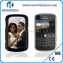 best seller sublimation PC phone case for Blackberry 9900