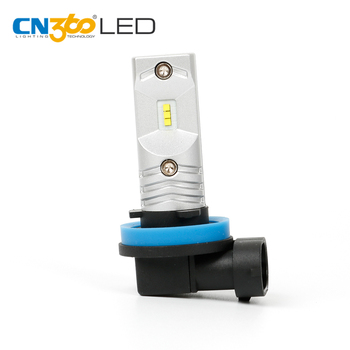 Car Accessories 760 Lumens CSP Chips Led H11 Foglight