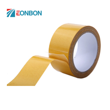 Hot Sale Yellow Or White double sided embroidery tape