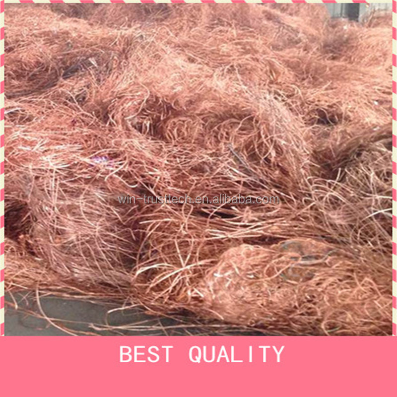 copper wires CU99.99% ,0.6-1.6mm,High purity copper wire scrap 99.99%