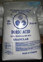 Factory Supply Boric Acid 99.5%