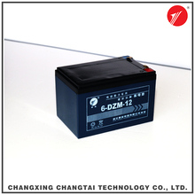 Lead acid electric car 12v battery with reasonable price