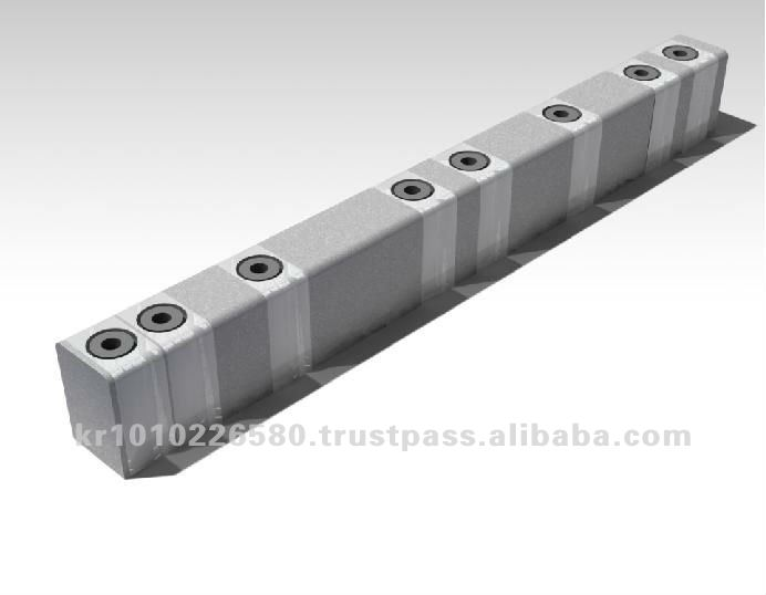 Photovoltaic(CIGS) Linear Brick Cell Source