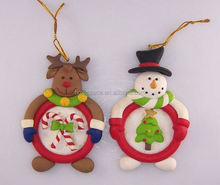 happy easter clay crafts easter hanging decorations