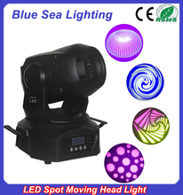 Party stage light mini led 60w spot moving head