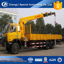 Best quality stylish truck mounted articulated boom crane
