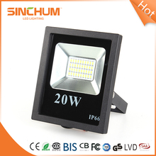 High Quality Led Driver Warm White / RGB 20Watt Led Flood Light