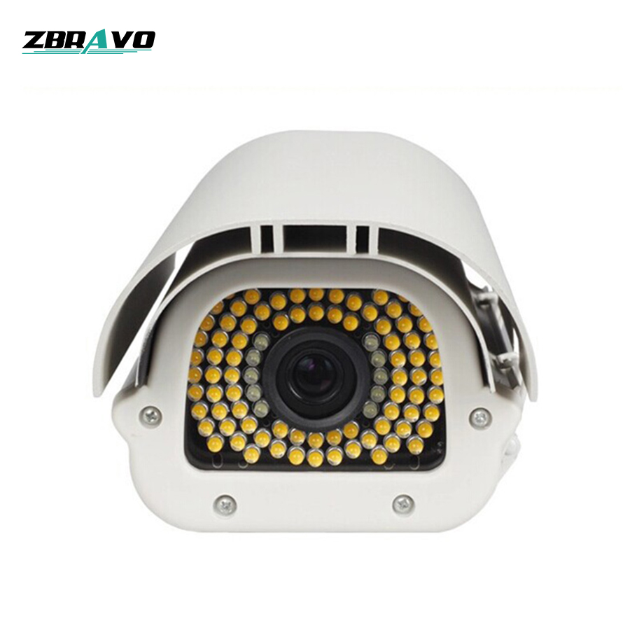2MP IP LPR Camera 120km/h Automatic License Plate Number Recognition ANPR Camera
