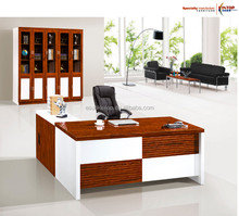 lastest wooden furniture designs SGS certificated executive desk